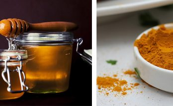 honey and turmeric