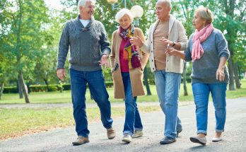 Healthy activity helps improve longevity